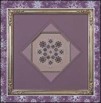 JN042R Amethyst Snowflake • Re-introduced in January 2013