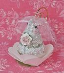 Juliet the Bride Mouse - Available Separately